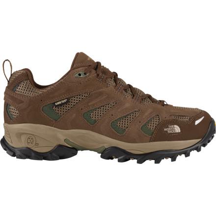 photo: The North Face Catawba GTX XCR trail shoe