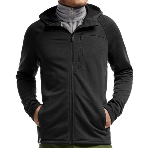 Icebreaker Sierra Plus Long Sleeve Hood