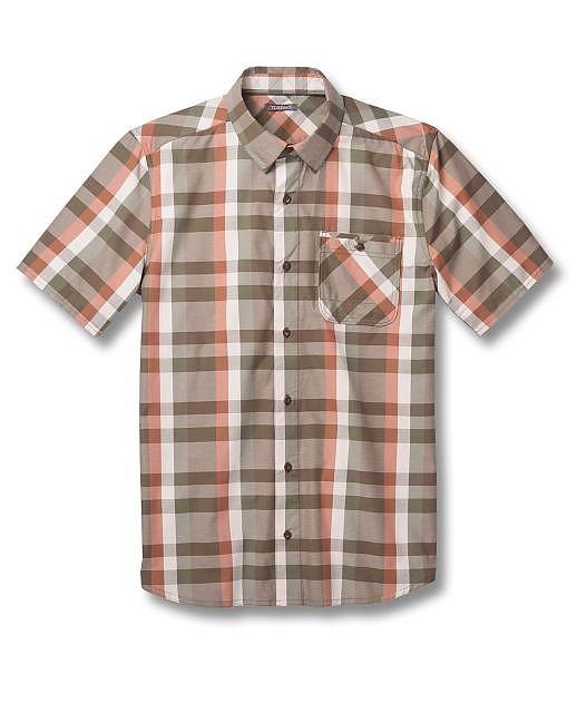 photo: Toad&Co Ventilair Short Sleeve Shirt hiking shirt
