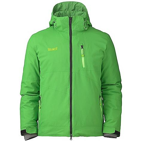 photo: Marker Ascent Shell Jacket waterproof jacket