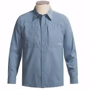 photo: Cloudveil Classic Cool Shirt L/S hiking shirt
