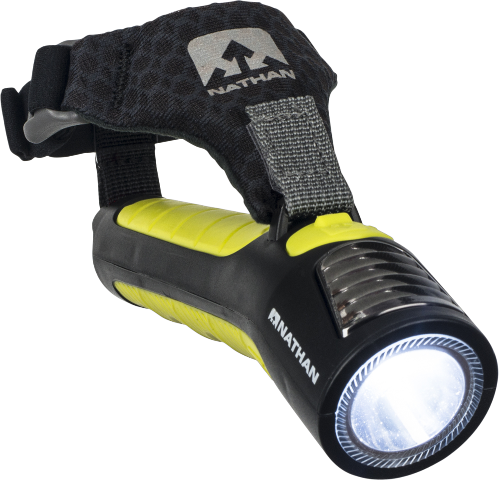 photo: Nathan Zephyr Fire 100 Hand Torch flashlight