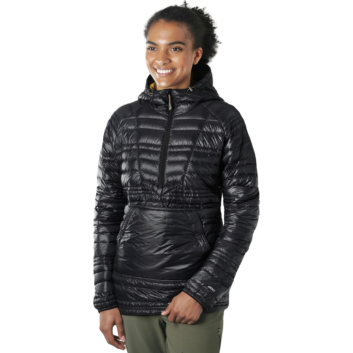 photo: Outdoor Research Women's Baja Down Pullover down insulated jacket