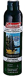 photo: Coleman 40% Deet - Twin Pack insect repellent