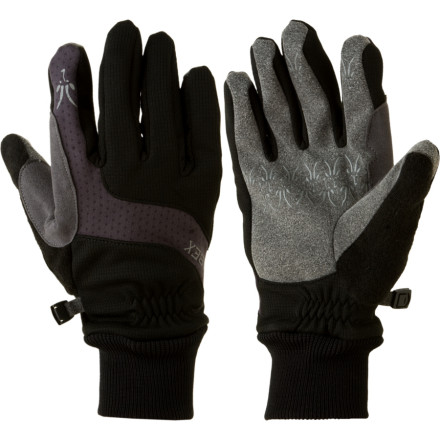 photo: Ibex Kilometer Glove II soft shell glove/mitten