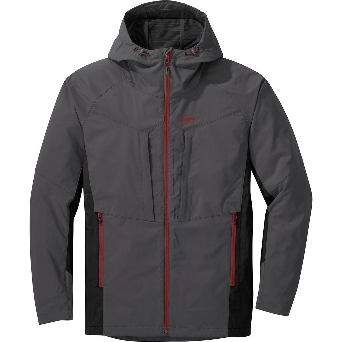 photo: Outdoor Research San Juan Jacket snowsport jacket