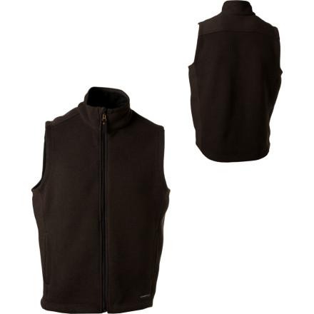 photo: ExOfficio Alpental Fleece Vest fleece vest