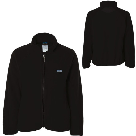 photo: Patagonia Boys' El Cap Jacket fleece jacket