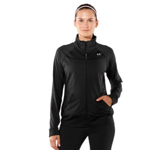 photo: Under Armour Form Full Zip long sleeve performance top