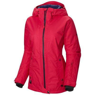 photo: Mountain Hardwear Turnagain And Again Jacket synthetic insulated jacket