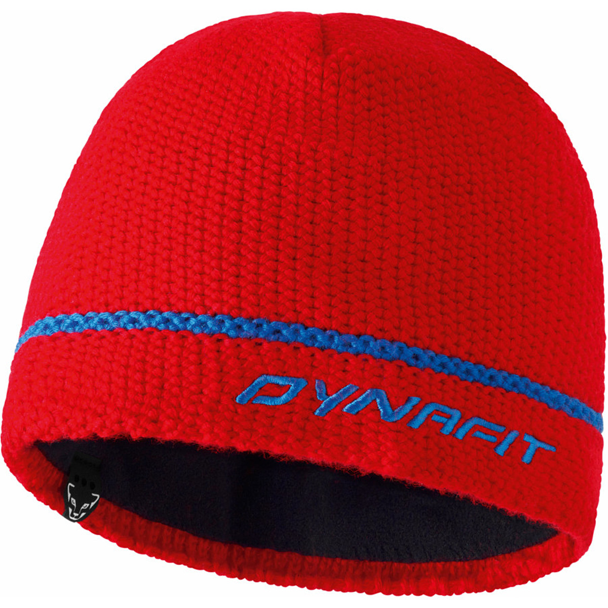 photo: Dynafit Hand Knit Stripe Beanie winter hat