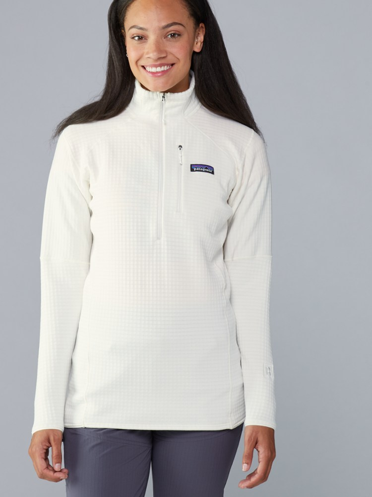 photo: Patagonia Women's R1 Pullover fleece top