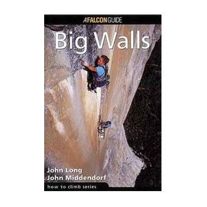 photo: Falcon Guides Big Walls - How to Climb Series climbing book