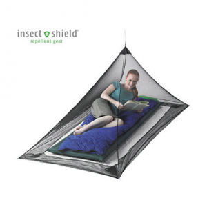 photo: Sea to Summit Mosquito Pyramid - Insect Shield bug net