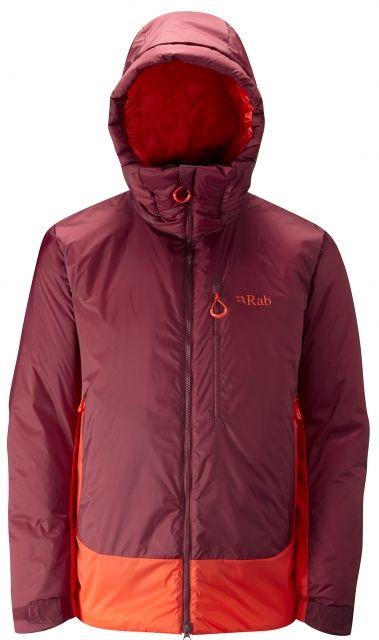 photo: Rab Photon X Jacket synthetic insulated jacket