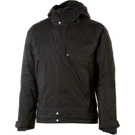 photo: Nau Insular Jacket snowsport jacket