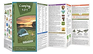 photo: Waterford Press Duraguide Camping 101 camping/hiking/backpacking book