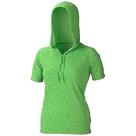 photo: Marmot Bow Hoody short sleeve performance top