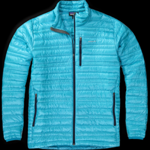 photo: Patagonia Men's Ultralight Down Jacket down insulated jacket