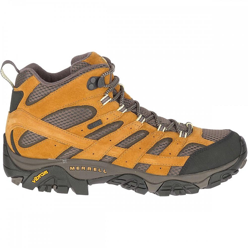 photo: Merrell Moab 2 Mid Waterproof hiking boot