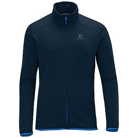 photo: Salomon Mountain FZ fleece jacket