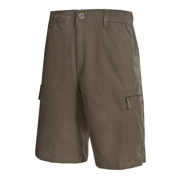 photo: White Sierra Hells Canyon Cargo Shorts hiking short