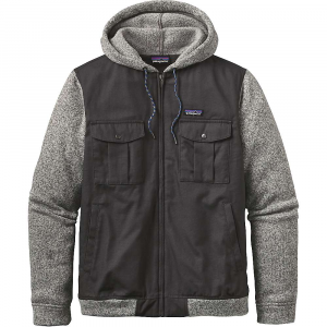 Patagonia Better Sweater Hybrid Hoody