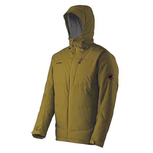 photo: Mammut Slope Jacket down insulated jacket