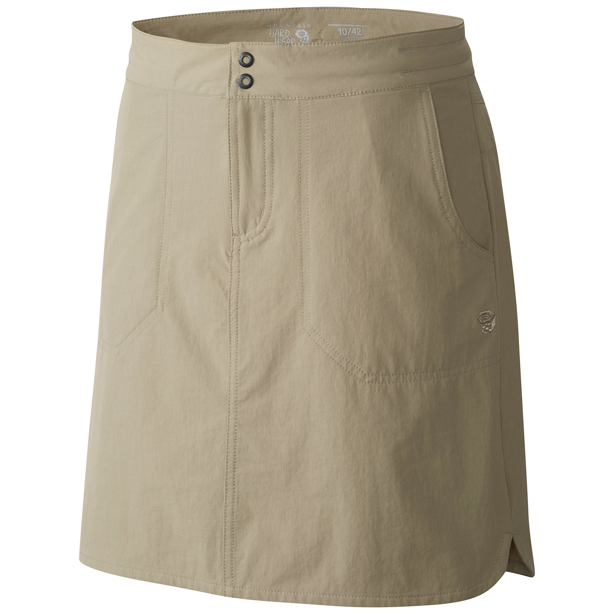 photo: Mountain Hardwear Yuma Skirt hiking skirt