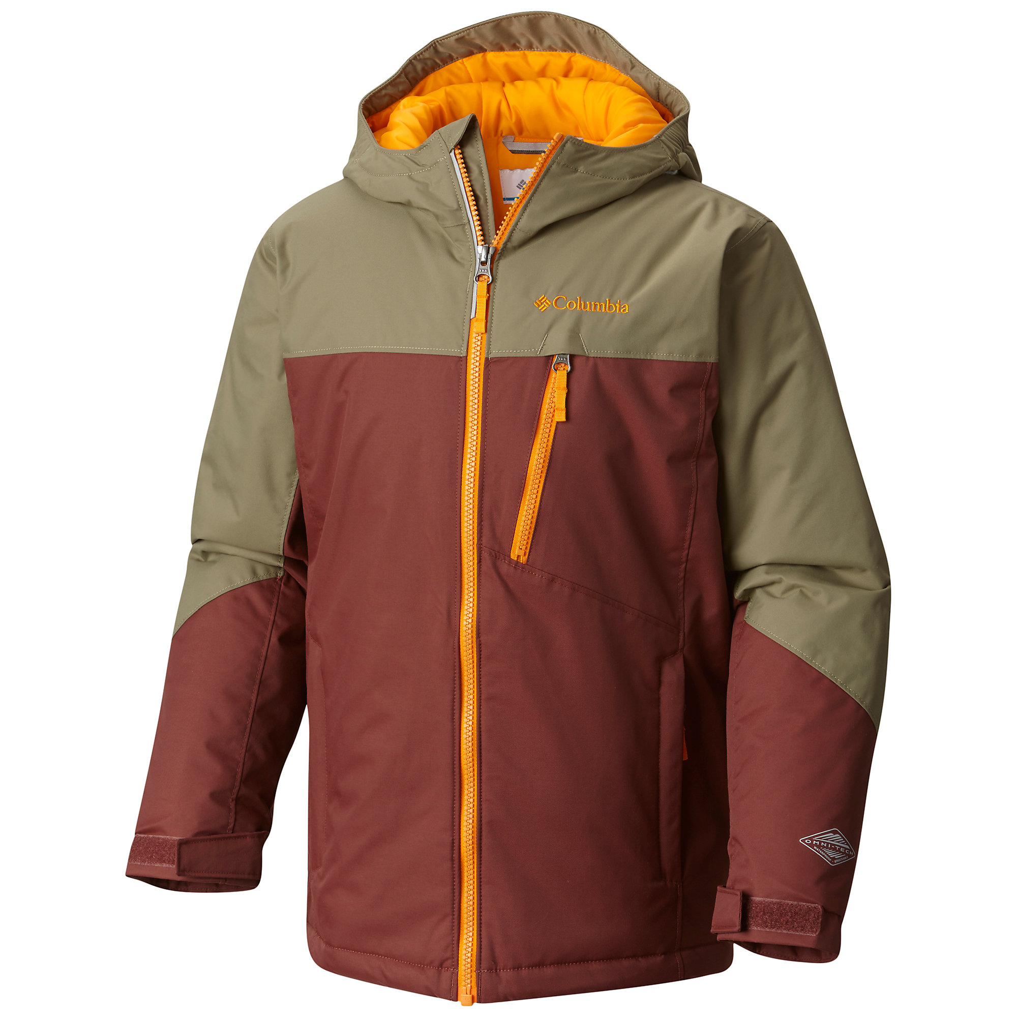 Columbia Double Grab Jacket