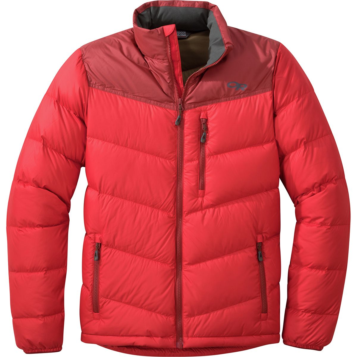 photo: Outdoor Research Transcendent Down Jacket down insulated jacket