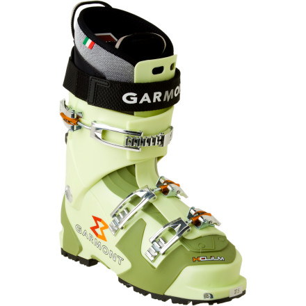 photo: Garmont Helium alpine touring boot