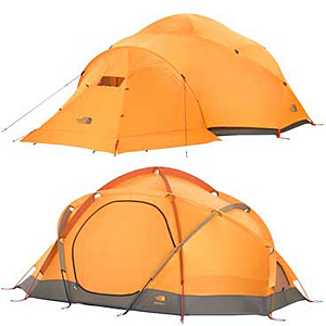 photo: The North Face Himalayan Hotel four-season tent