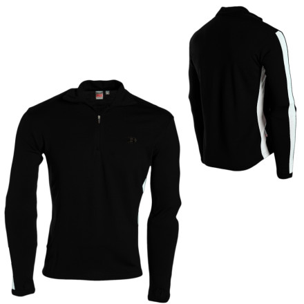 photo: Icebreaker Bodyfit 260 Slalom Zip base layer top