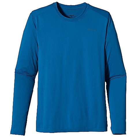 photo: Patagonia Men's Long-Sleeved Gamut Shirt long sleeve performance top