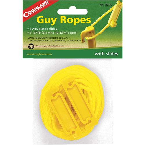 photo: Coghlan's Guy Ropes with Slides guy line