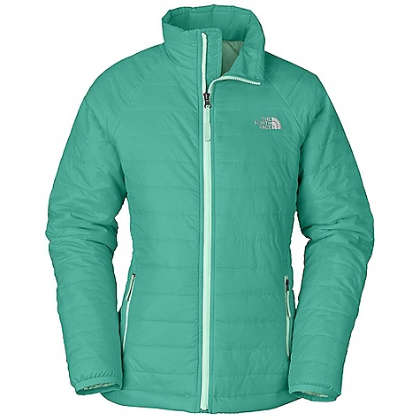 photo: The North Face Kids' Blaze Jacket synthetic insulated jacket