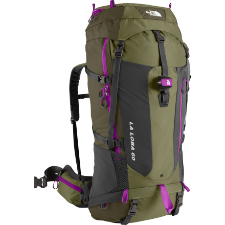 The North Face El Lobo 60