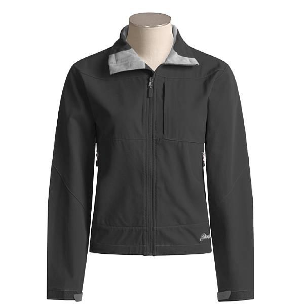 photo: Cloudveil Women's Switchback Jacket soft shell jacket