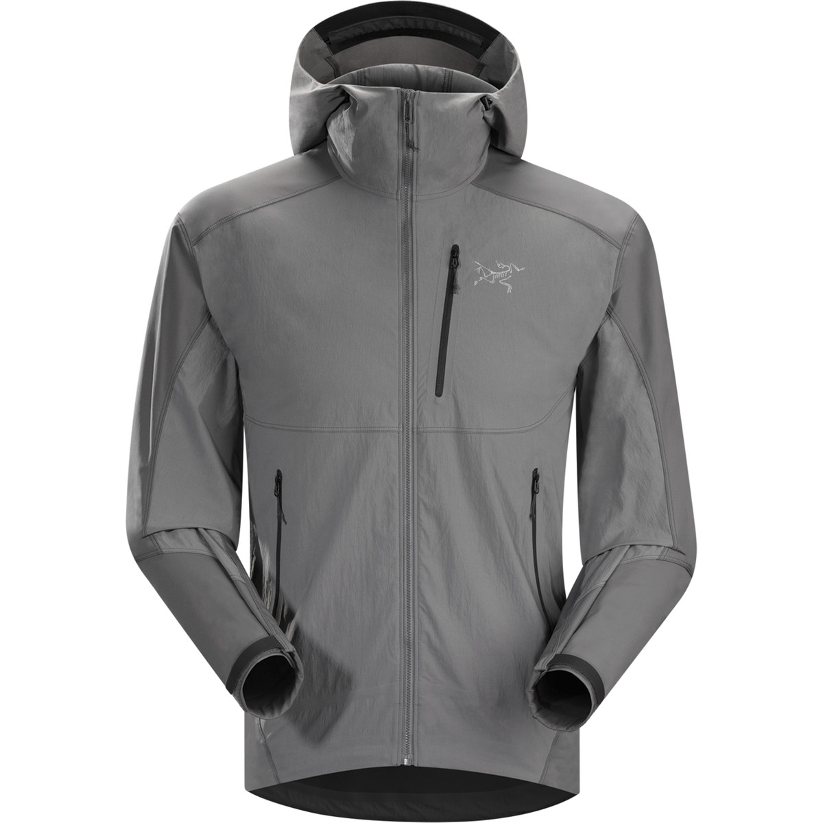 photo: Arc'teryx Gamma SL Hybrid Hoody soft shell jacket