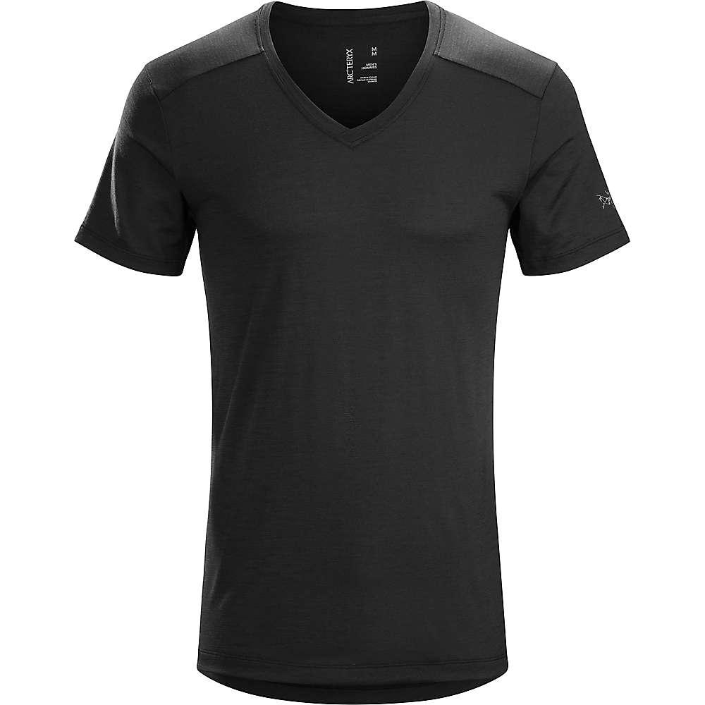 photo: Arc'teryx A2B V-Neck Shirt SS short sleeve performance top