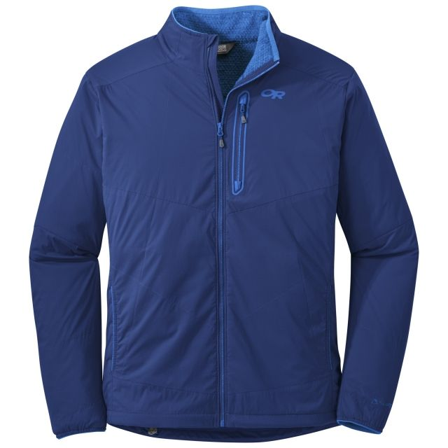 photo: Outdoor Research Ascendant Jacket synthetic insulated jacket
