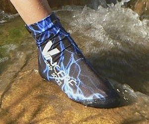 photo of a Vincere Sports waterproof sock