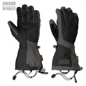 photo: Outdoor Research Men's Arete Gloves insulated glove/mitten