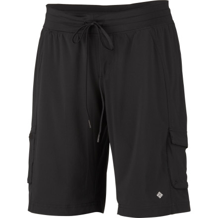 photo: Columbia Mix Mover Long Board Short paddling short