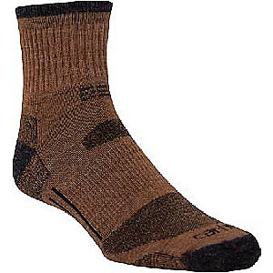 photo: Carhartt All-Terrain Quarter Sock hiking/backpacking sock