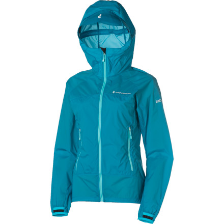 photo: Peak Performance Women's Nominal Jacket wind shirt