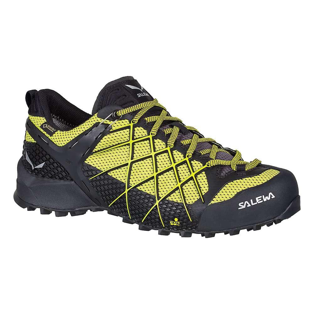 photo: Salewa Men's Wildfire GTX approach shoe