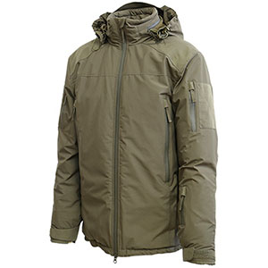photo: Carinthia HIG 3.0 Jacket synthetic insulated jacket