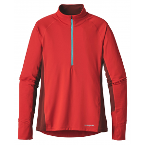 Patagonia All Weather Zip-Neck